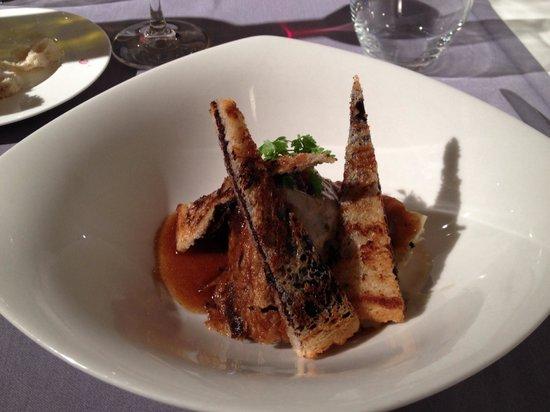 Restaurante Abaco: Manos de cerdo. Buenísimas