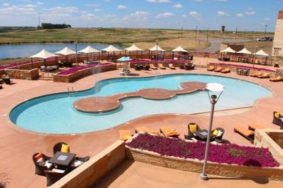 Grand Falls Casino and Golf Resort: Outdoor Pool