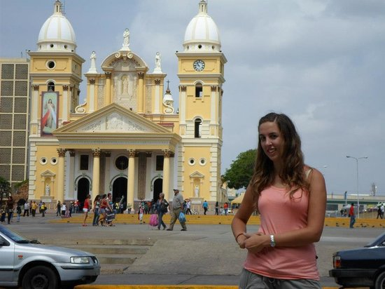 Basilique Notre-Dame de Chiquinquira : Catedral de Nstra. Sra. de Chiquinquirá