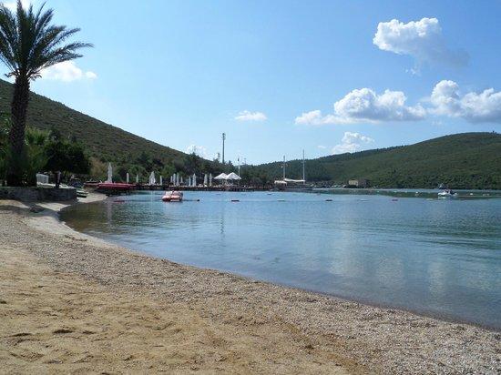 beach picture of crystal green bay resort spa guvercinlik rh tripadvisor com