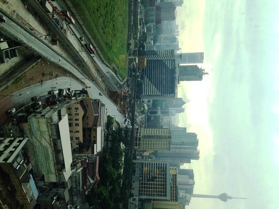 Furama Bukit Bintang: View from Room