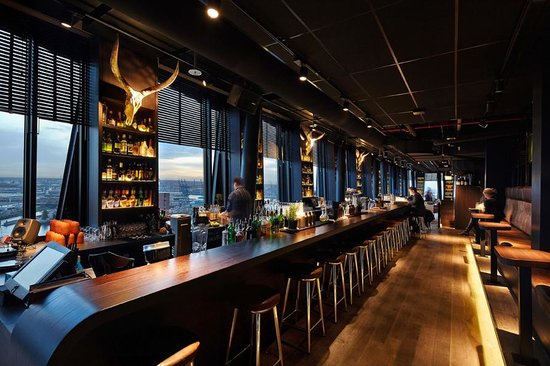clouds Bar - Picture of clouds - Heaven\'s Bar & Kitchen, Hamburg ...