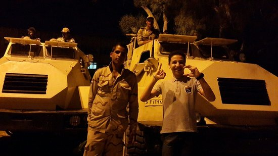 Ismailia, Egypt: Great army