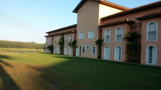Tiete Resort & Convention Aracatuba : fundos