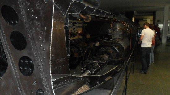 Deutsches Museum: U-boat U1