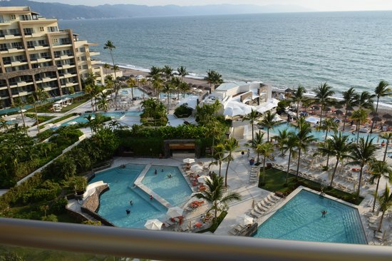 Now Amber Puerto Vallarta: Beautiful Ocean view!