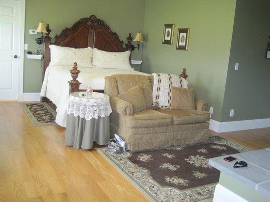 George Washington Inn: surveyor's retreat