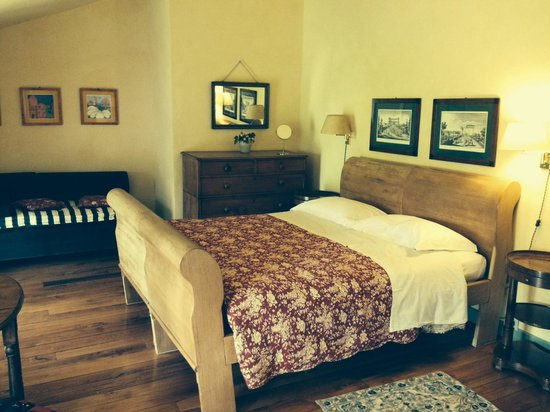 Casa Palmira : Our beautiful room