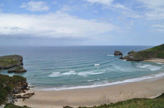 Playa de Torimbia: Playa de Totimbia, Asturias