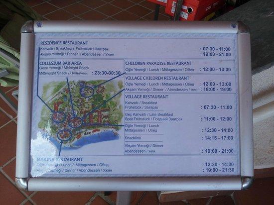 Liberty Hotels Lykia: Карта