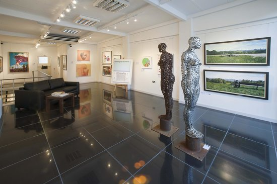 Upstairs @ Lilford Gallery