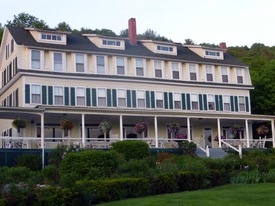 Inn on Newfound Lake: The Inn  May 2014