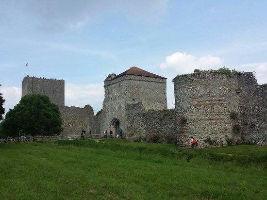 Portchester Castle: Portchester