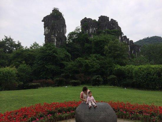 Seven Star Park (Qixing Gongyuan): Camel Hill at Seven Star Park