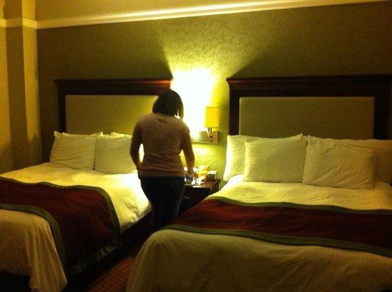 The Hotel at Times Square : Recamara