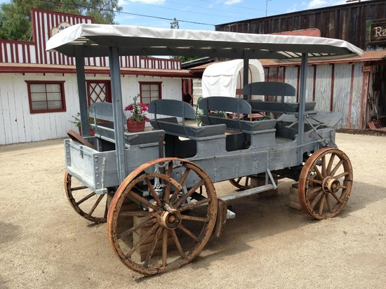 Guy B Woodward Museum: 1800's San Diego to Julian Passenger Stage