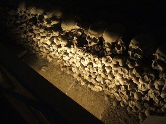 Cimitero delle Fontanelle: Bones