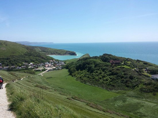 Lulworth Cove and Durdle Door : Cove