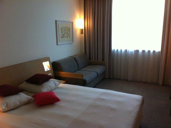 Novotel Luxembourg Centre : Room 302