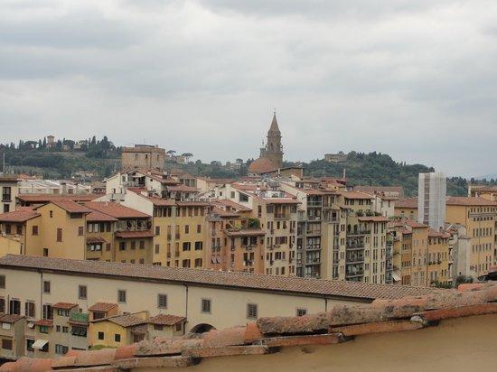 Hotel Degli Orafi : vista restaurante hotel