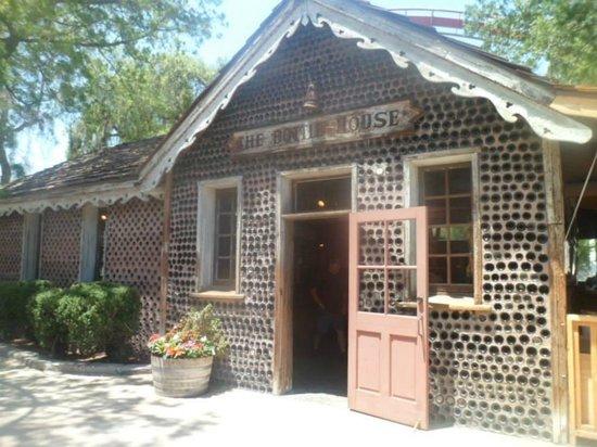 Knott's Berry Farm: The Bottle House