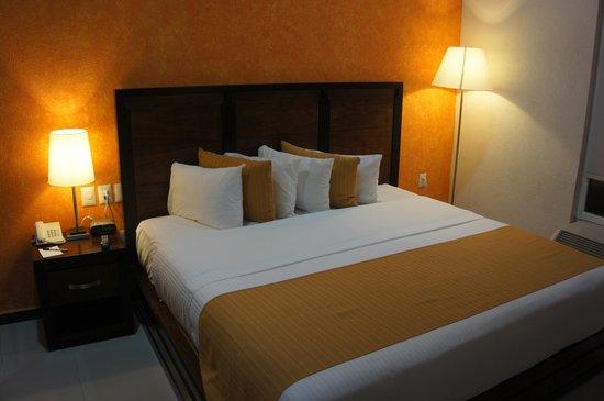 Comfort Inn Cancun Aeropuerto: schaut nicht schlecht aus, aber der Schein trügt!!!