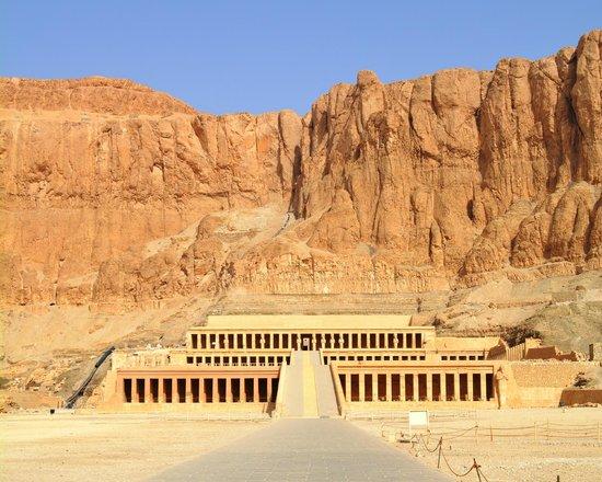 Totentempel der Hatschepsut im Deir-el-Bahari-Tal: Grandísimo