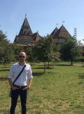 Museo y Reserva de Historia y Arquitectura de Kolomenskoye: incantevole