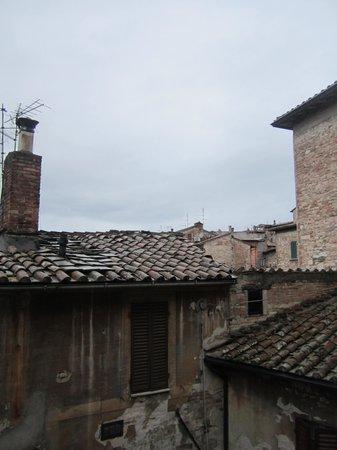 Umbria Hotel : i tetti del centro