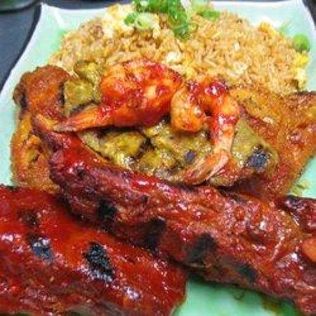 Mai Thai Restaurant : bbq pork spareribs - very tender
