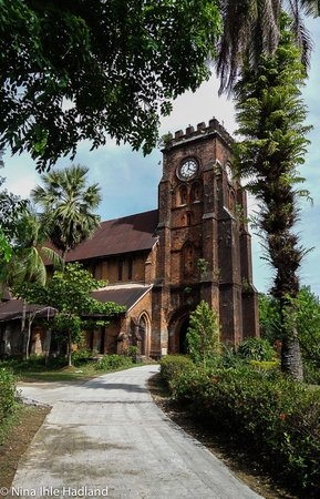 St Matthew church, Mawlamyine