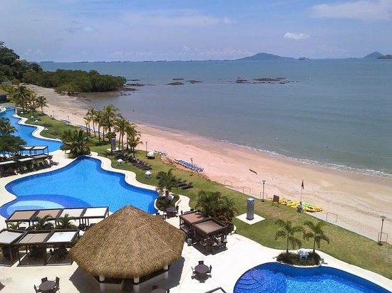 The Westin Playa Bonita Panama: vista desde el balcon de la habitacion