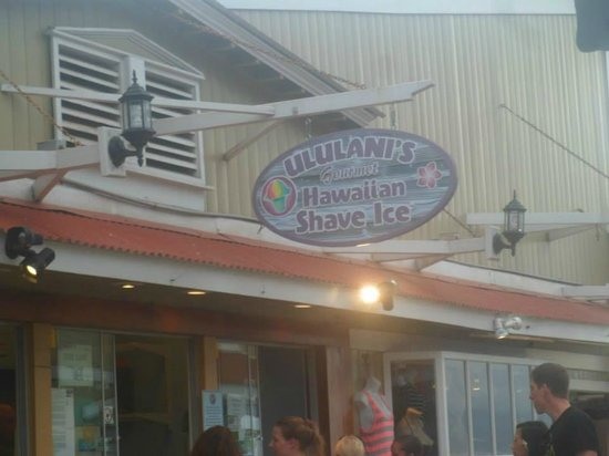 Ululani's Hawaiian Shave Ice: The Best Shaved Ice!!