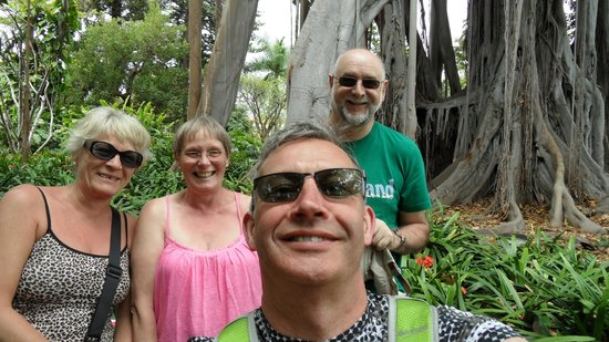 Sensimar Los Gigantes: Botanical gardens - Puerto De La Cruz
