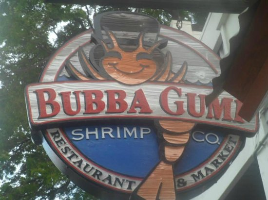 Bubba Gump Shrimp Co Lahaina: Bubba Gump's