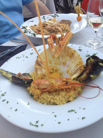 floga: My Seafood Risotto