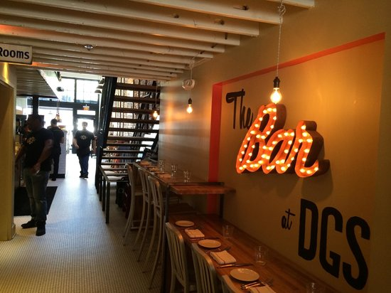 Photo of American Restaurant DGS Deli at 1317 Conneticut Ave. Nw, Washington, DC 20036, United States