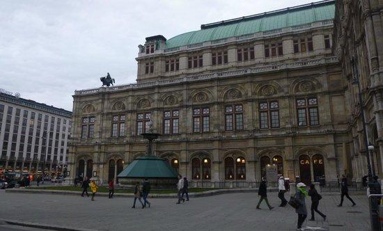 Historisches Zentrum von Wien: 28. Удачный кадр.
