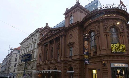 Historisches Zentrum von Wien: 8. Венские прогулки.