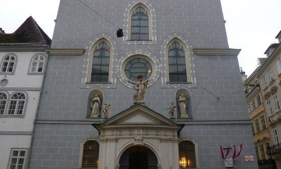 Historisches Zentrum von Wien: 17. Францисканер платц.