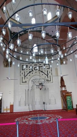 Saruhan Hotel : in Mosque
