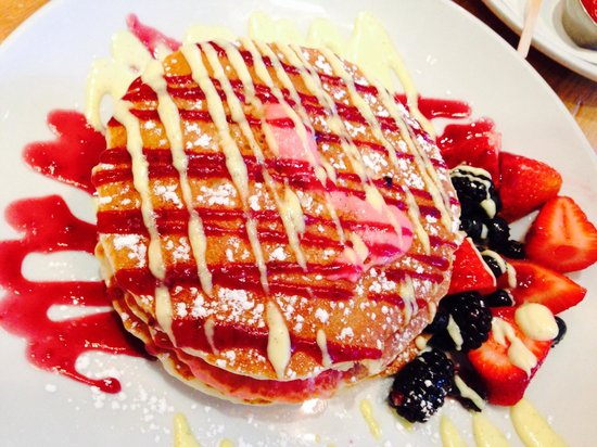 Wildberry Pancakes and Cafe : Blissful!