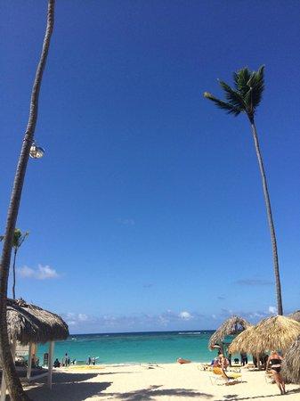 Iberostar Dominicana Hotel : vista do arco e flecha