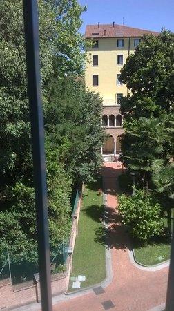 Hotel M14 : Panorama dalla camera