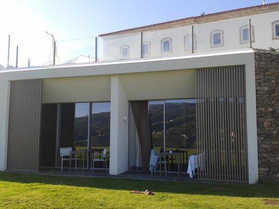 Agua Hotels Douro Scala: Os quartos