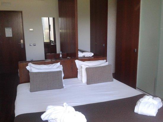 Agua Hotels Douro Scala: O quarto