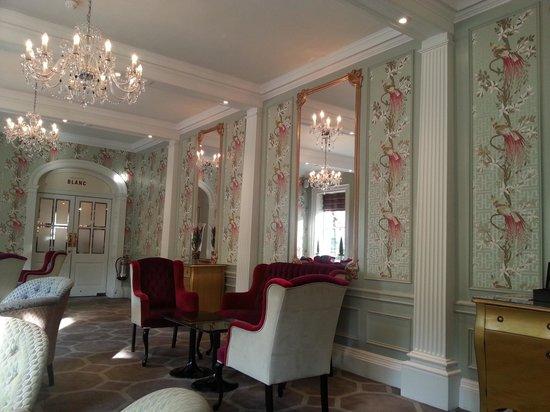Francis Hotel Bath - MGallery by Sofitel: The lobby lounge
