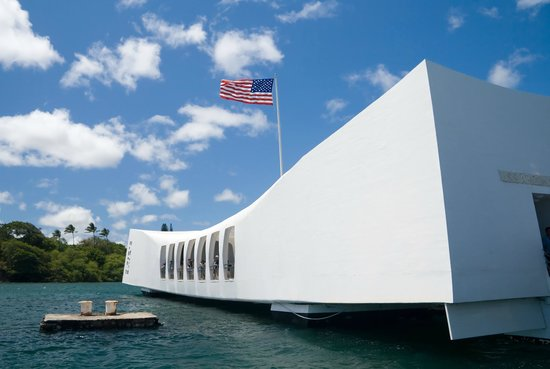 USS Arizona Memorial/World War II Valor in the Pacific National Monument: USS Arizona Memorial