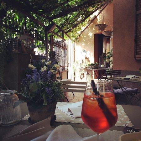 Hotel San Giuseppe: A refreshing break!