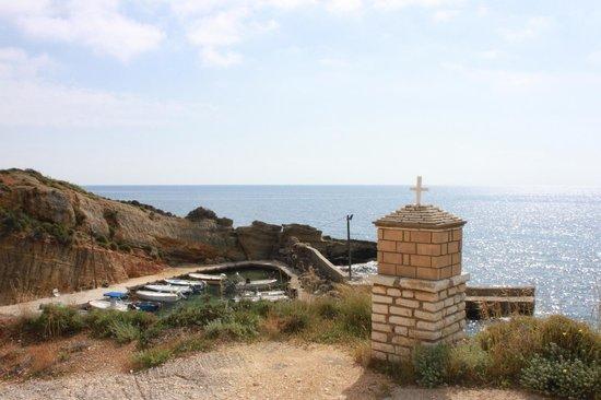 San Giorgio: little harbour
